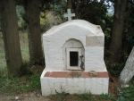 Skiathos Roadside Shrines