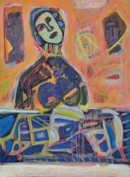 Έκθεση ζωγραφικής του Θεόδωρου Νούτσου